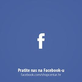 Pratite nas na Facebook-u